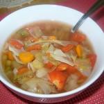 Une soupe detox pour éliminer les toxines