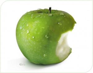la pomme pour les articulations