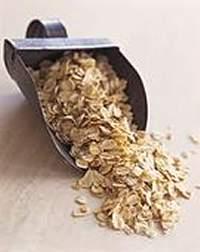 Les flocons d'avoine contre le cholestérol