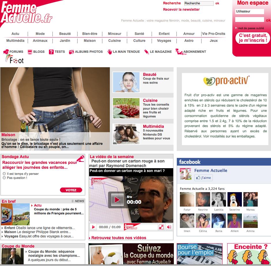 Femme Actuelle.fr