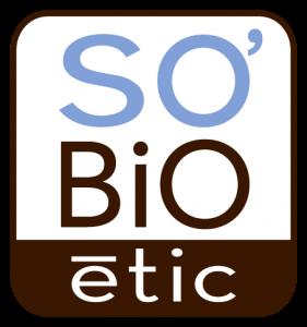 so'bio, cosmétiques bio et éthiques