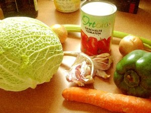 régime détox - régime soupe au chou