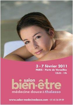 Salon bien tre m decine douce thalasso 2011 for Salon bien etre paris