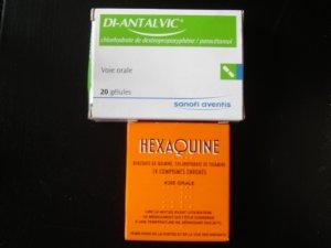 Hexaquine