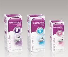 sirop hexapneumine nourrissons