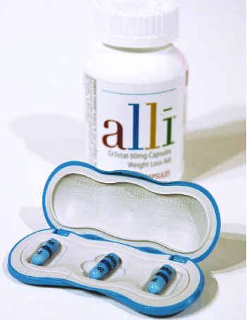 danger de la pilule Alli