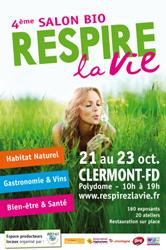salon bio et bien être : Respirez la vie - Clermont Ferrand