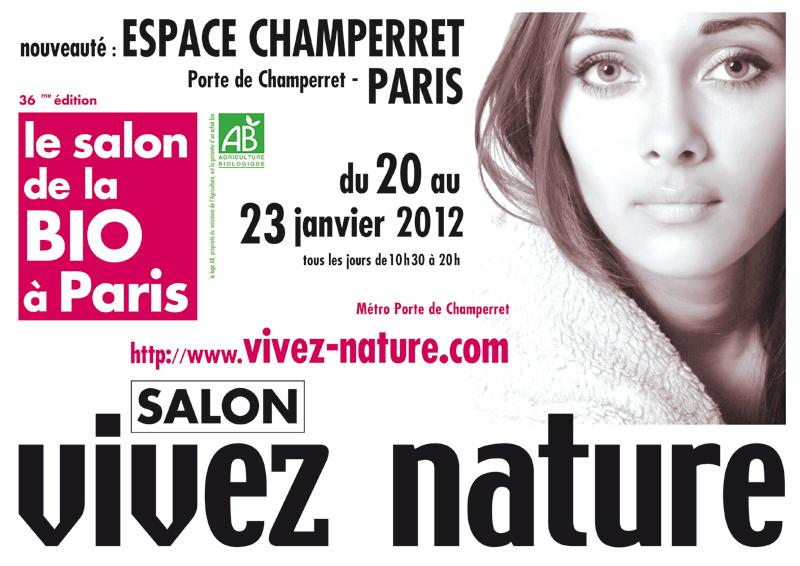 Salon vivez nature paris for Salon bien etre paris