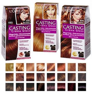 casting crme gloss loral - Casting Coloration