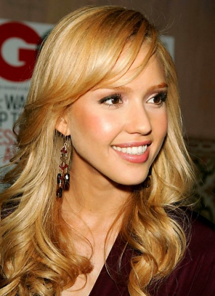 Cheveux Blond Jessica Alba Quelle Couleur Blonds