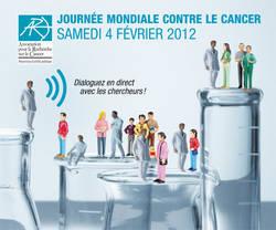 Journée Mondiale contre le cancer