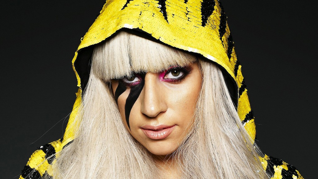 Maquillage Lady Gaga