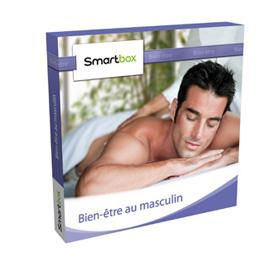 Coffret Smartbox bien être pour homme