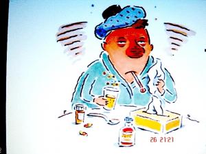 Les huiles essentielles contre la grippe