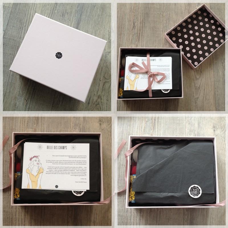 Box beauté : la Glossy box