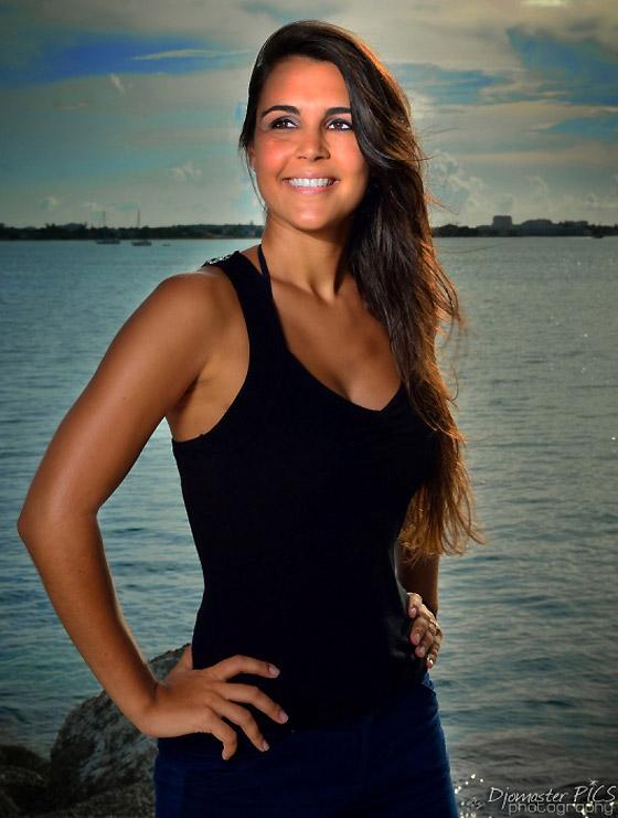 Miss Saint-Martin 2012