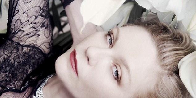 pub Mon Jasmin Noir L'Elixir avec Kirsten Dunst
