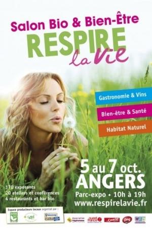 Salon Respire la Vie 2012 - Angers
