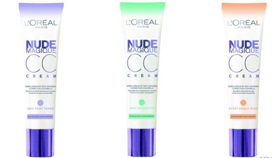 CC cream de L'Oréal