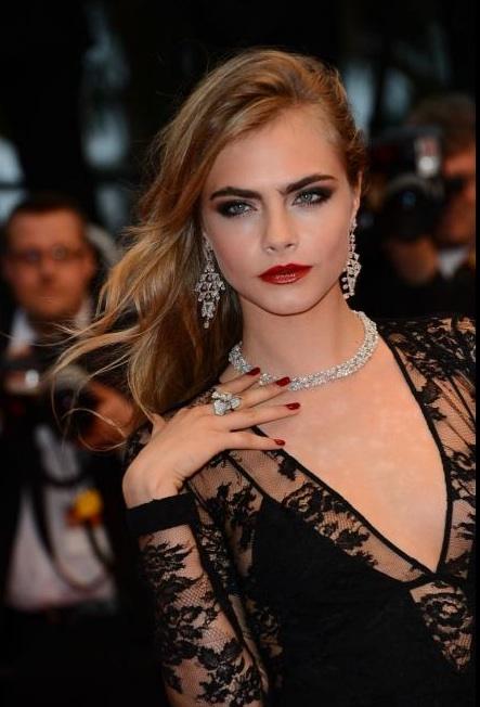 coiffure du Festival de Cannes 2013