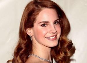 Maquillage de Lana Del Rey