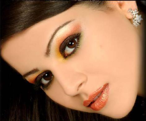 Maquillage selon la couleur des yeux