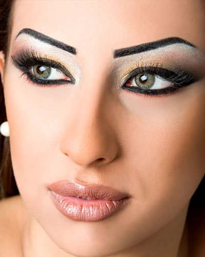 Maquillage selon la couleur des yeux Idee maquillage yeux