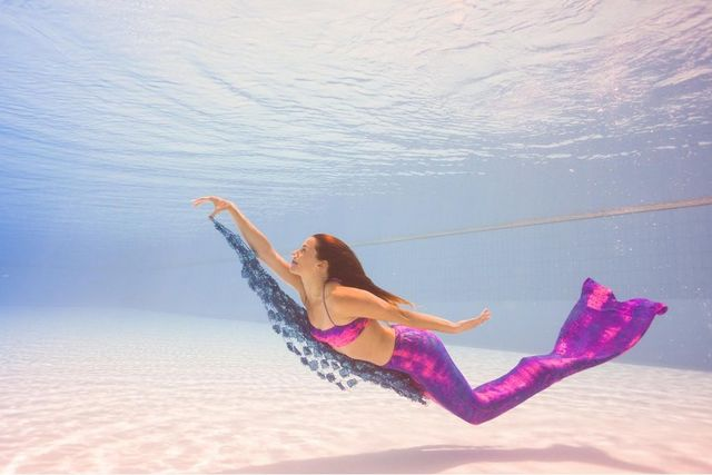 mermaiding by perle event