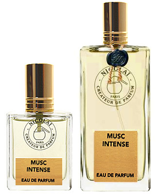 Parfum Musc Intense de Nicolaï
