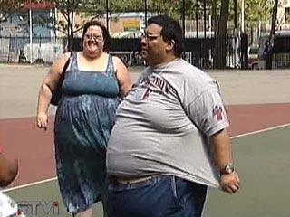 obésité masculine et obésité féminine
