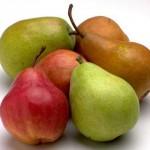 Les différentes sortes de poires